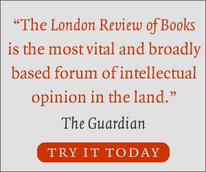 Subscribe to the London Review of Books today